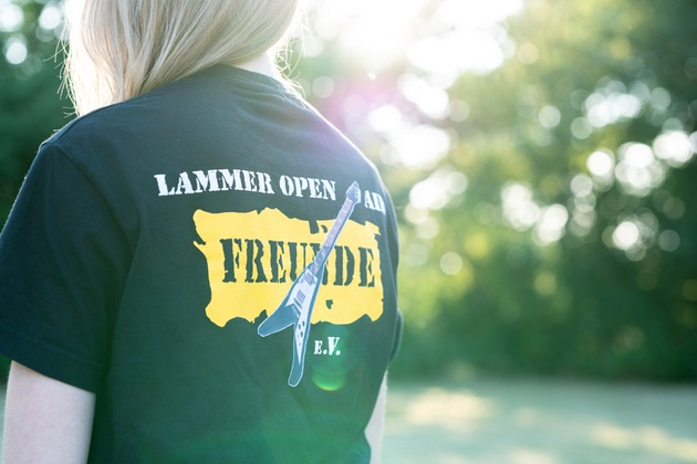 Lammer Open Air T-shirt